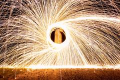 Larga Exposición (Maore.) Tags: largaexposicion larga exposicion nocturna night noche fire fuego boy