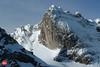 North face (YellowSingle 单黄) Tags: north face ger peak ski touring summit hiking ice snow pyrénées mountain leica