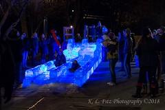 Blue Slide (kevnkc2) Tags: stdntsdoncooper lightroom pennsylvania winter historic downtown icefest ice sculpture chambersburg nikon d610 franklin county tamron 2470mmg2 sp2470mmf28divcusdg2a032