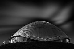 Fine Art Planetarium (evokepicture) Tags: fineart schwarzweis blackwhite sw bw architektur architecture planetarium bochum schwarz gebäude sony a7 2870 sel
