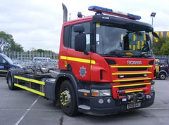 5883 - Merseyside FRS - DKO8 GJJ - 042 (Call the Cops 999) Tags: uk gb united kingdom great britain england north west 999 112 emergency service services vehicle vehicles frs fire and rescue merseyside croxteth station anniversary open day 11 august 2017