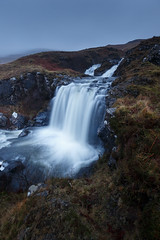 Scottish Shower (Laurent BASTIDE Photographies) Tags: waterfall ecosse scotland night longexposure fineart fineartphotography fine 6d canon