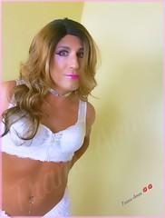 2/17/18 Ruffled White Panties & New Wig (Trans-Amee (CD)) Tags: crossdresser crossdressing cd ameecd amee sexystockings transvestite trans tv crossdress feminized mtf sexylegs sexyheels sexyass xdress sexybody sissycrossdresser sexypanties sissy tgurl gurl transamee