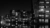 ´s-Hertogenbosch (Bas Broeders) Tags: long exposure paleiskwartier den bosch ´shertogenbosch sluitertijd le noordbrabant nb nacht bw black white monochroom