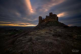 Castillo de Monteraragón (Huesca)