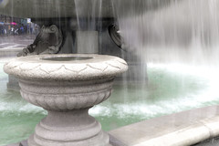 Waterfall (mar.carannante) Tags: articioke fountain naples architecture water waterfall urban