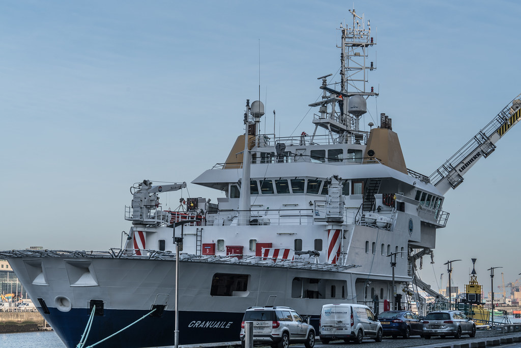 ILV GRANUAILE VISITS DUBLIN [11 JANUARY 2018]-135382