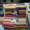 SOAP, Puces du Canal, Lyon, France (Franck Grenier) Tags: soap savon boxes packaging oldies puces flea market brocante