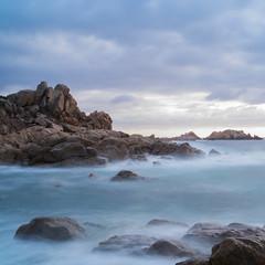 Korsika (dongga BS) Tags: corse korsika water sea mittelmeer meditariensea langzeitbelichtung cokinfilter filter greyfilter graufilter longtimeexposure steine landschaft landscape