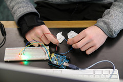 IMG_3996 (proctoracademy) Tags: academics advancedmathengineering hands math technology