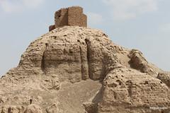 Nippur (4).JPG (tobeytravels) Tags: iraq nippur nibru sumeria sargon akkadian elamites kassite neoassyrian ahurbanipal seleucid ziggurat temple fortress sassanid parthian