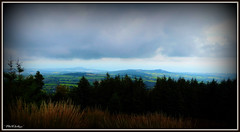 """"""" So Softly Steals the Day """" ("""" P@tH Im@ges """") Tags: mountains silhouette east mood cowicklowireland"""
