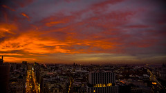 Wow madrid! (pepoexpress - A few million thanks!) Tags: nikon nikkor d750 nikond750 nikond75024120f4 pepoexpress madrid cielosdemadrid citynight cielorojo porloscielosdemadrid granvíademadrid landscape cityscape sunrise © all rights reserved do use photography withaut permision allrightsreserved
