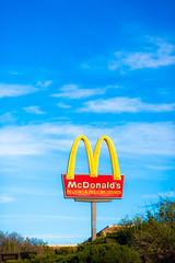 Golden Arches (Thomas Hawk) Tags: america mcdonalds newmexico route66 santarosa usa unitedstates unitedstatesofamerica goldenarches restaurant fav10