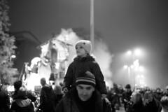 (Ibon M.) Tags: barañain navarra nafarroa olentzero christmas basque navidades eguberriak gabonak noiretblanc
