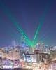 National Day 46 (Rok_hopper) Tags: abu abudhabi laser light show lightshow city skyline uae architecture night nightlights