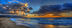 Sunset Panorama 02-22-18 (Michael F. Nyiri) Tags: sunset palosverdespeninsulacalifornia redondobeach clouds cloudscapes panorama ocean california southerncalifornia cloudsstormssunsetssunrises