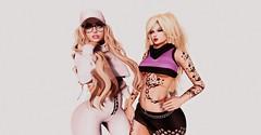 Vivi and Hayyz (Hayyz Photography & Edits) Tags: life this is beginning friendship loyalty fun