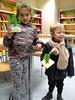 Taller: Jardín de invierno (Bibliotecas Municipales de Tres Cantos) Tags: bibliotecastrescantos talleres manualidades