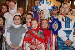 07. Фестиваль колядок в Успенском соборе 12.01.2018