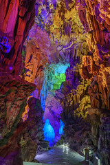 GuiLin Cave (Yang Yu's Album) Tags: guilin guangxi 喀斯特 karst cave 岩洞 桂林 广西 索尼 sony a7r3 guilinshi guangxizhuangzuzizhiqu china cn