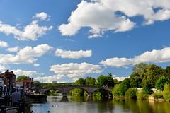 River Severn, Bewdley, Worcestershire (Manoo Mistry) Tags: nikon nikond5500 tamron tamron18270mmzoomlens bewdley worcester worcestershire england englanduk riversevern river midlands sky landscape west birminghampostandmail