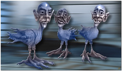 40 Blue Fingers Freshly Packed and Served_2018-01-11_021 (Jami Burnstein) Tags: secondlife birdpeople chickenshack standing