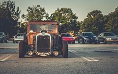 Rat Rod Ford (crashmattb) Tags: ford old rusty car carphotography caffeineandoctane atl ratrod hotrod carshow atlanta august 2017 parkinglot perimetermall canon canon70d loweredlifestyle canon35mmf2isusm