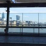 London - Blackfriars Bridge Station - Feb 2018 - The City from the Bridge thumbnail