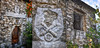 World War II epigraph (Ƥαƨσ∂ιαcκ) Tags: worldwarii hdr rudere abbandonato abandoned decay ruin epigrafo epigraph propagandafascista fascista epigrafofascista old vecchio