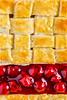 Dessert - She's my Cherry pie (sashdc) Tags: dessert cherry pie lines food composition pastry lattice crust