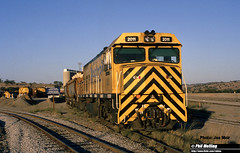 J538 P2011 368 Avon yard 2000 (RailWA) Tags: railwa philmelling joemoir westrail p2011 368 avon yard 2000