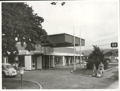New D.B. [Dominion Breweries] hotel-motel, Westport.