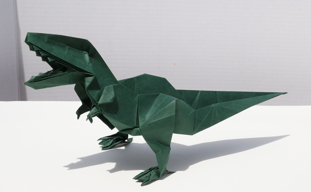 the worlds best photos of origami and trex flickr hive mind