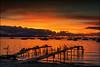 Atardecer en los embarcaderos de Copacabana, Bolivia (bit ramone) Tags: bolivia copacabana lagotiticaca lago lake titicaca embarcadero pier water agua bitramone travel viajes pentax pentaxk5 atardecer sunset