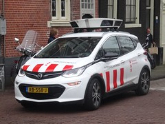 """2017 Opel Ampera-e """"Parkeercontrole"""" (harry_nl) Tags: netherlands nederland 2018 amsterdam opel amperae parkeercontrole rb558j sidecode9 ocar"""