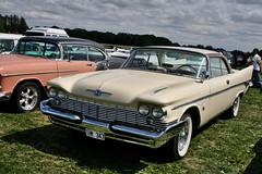 Chrysler New Yorker Hardtop Coupe 1959 (Triple-green) Tags: 1959 2007 auto canon24105mm14l canoneos30d chrysler hardtopcoupé newyorker schweden uscar västerås