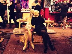 <3 (Bambola 2012) Tags: zagreb zagabria winter inverno zima heart cuore srce antungustavmatoš agmatoš poet poeta pjesnik love amore ljubav poetry poesia poezija