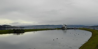 Grey Day, Caledonian Canal, Inverness, Jan 2018