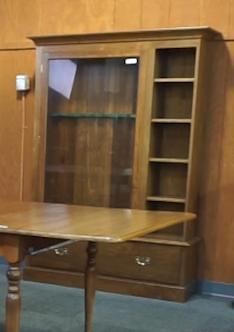 Horst Custom Gun Cabinet w/ Shelves ($700.00)