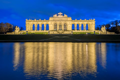 Glorious Gloriette - Schönbrunn Palace (Maria_Globetrotter) Tags: 2017 2018 eu europe mariaglobetrotter photography trip dscf9887hdrlr2 unesco world heritage