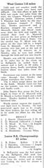 Scotland West Centre 110-mile, 1947. (Paris-Roubaix) Tags: glasgow west centre bicycle championships alex hendry wheelers 1947 vintage scottish road racing john storrie glenmarnock cc