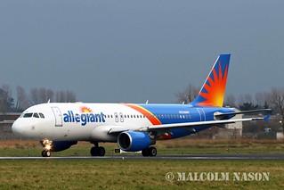 A320-214 N258NV ALLEGIANT