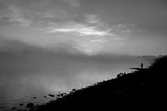 Falls Township Park - Sharing the Beauty of Bucks County PA (fback2008) Tags: nature park falls fallstownship bucks buckscounty lake water sky sunrise sunset clouds walk hike leaves tree landscape