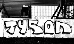 graffiti amsterdam (wojofoto) Tags: graffiti amsterdam netherland nederland holland streetart wojofoto wolfgangjosten tyson zwartwit monochrome blackandwhite