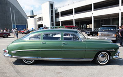 Hudson Commodore 8 1952 (Zappadong) Tags: hudson commodore 8 1952 street mag show hamburg 2017 zappadong oldtimer youngtimer auto automobile automobil car coche voiture classic classics oldie oldtimertreffen carshow