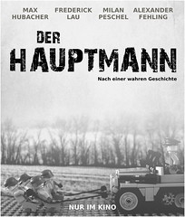 Der Hauptmann (The Captain) (y20frank) Tags: lego wwii ww2 world war 2 military cinema kino tv movie film minifigures poster