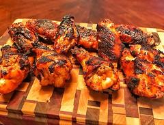 Grill Chicken With Sabauce Marinade (sabaucemarinade) Tags: chicken wing marinade recipes good for grilling sabauce chickenmarinade
