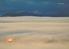 Sevierville's Pre-Dawn Fog Blanket (bigbadbill4931) Tags: elements sevierville fog predawn