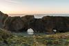 West Lulworth   |   Stair Hole (JB_1984) Tags: stairhole cove geologicalformation geology cliff sea coast coastline beach englishchannel purbeckheritagecoast jurassiccoast unesco worldheritagesite westlulworth purbeckdistrict dorset england uk unitedkingdom nikon d500 nikond500